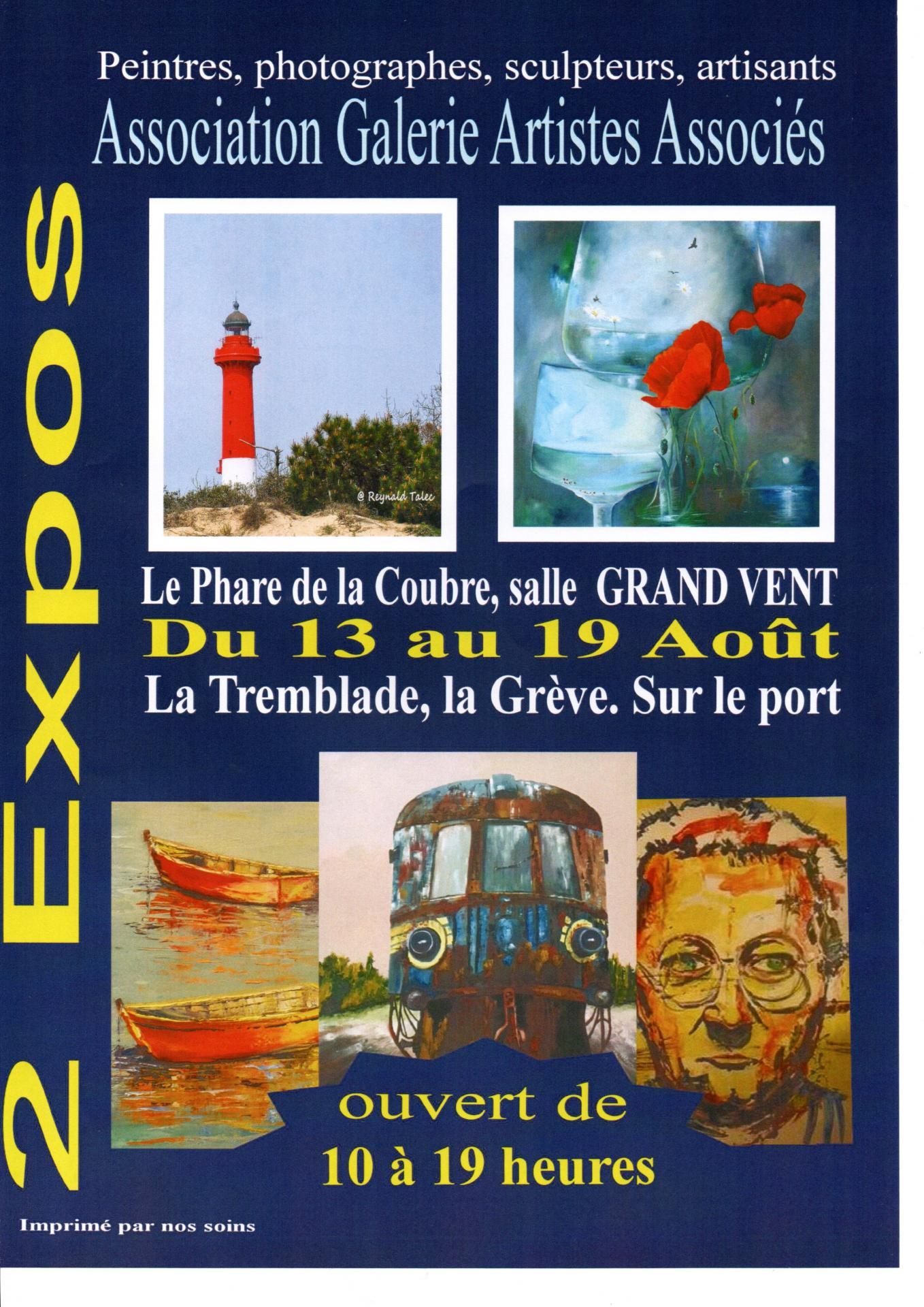 Expo phare de la coubre et la tremblade