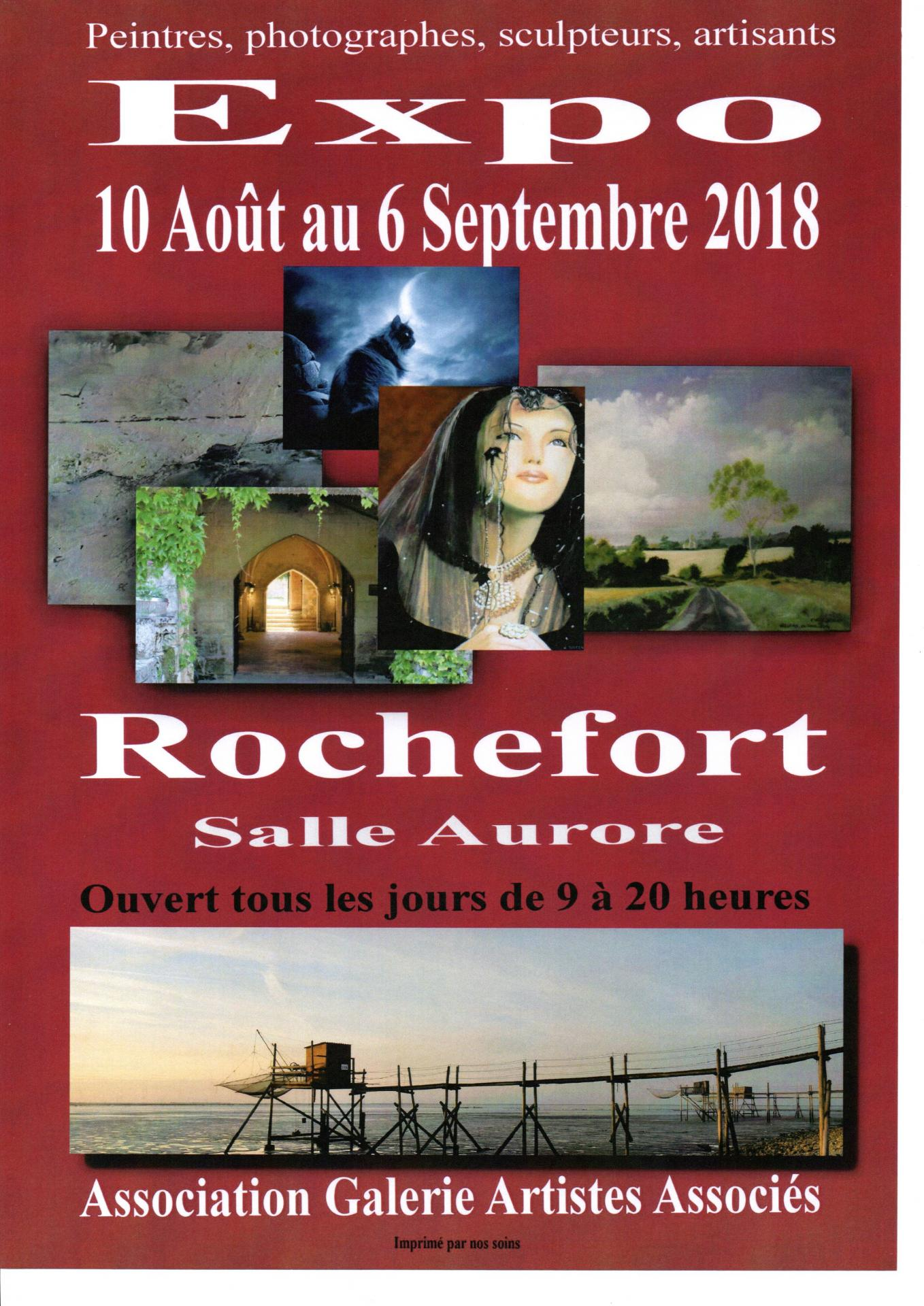 Expo rochefort 1